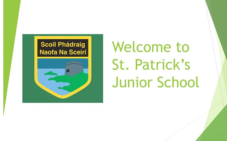 Welcome to Junior Infants