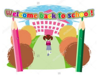 Back to School Newsletter!