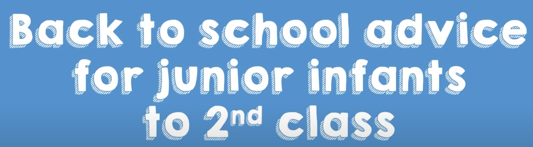 Read more about the article Back to School Video for Children